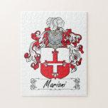Escudo de la familia de Marioni Rompecabeza