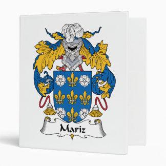 Escudo de la familia de Mariz