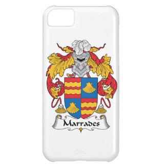 Escudo de la familia de Marrades Funda Para iPhone 5C