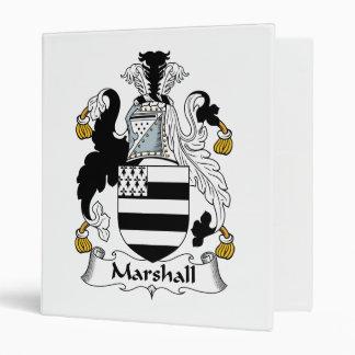 """Escudo de la familia de Marshall Carpeta 1"""""""