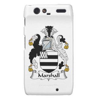 Escudo de la familia de Marshall Droid RAZR Fundas