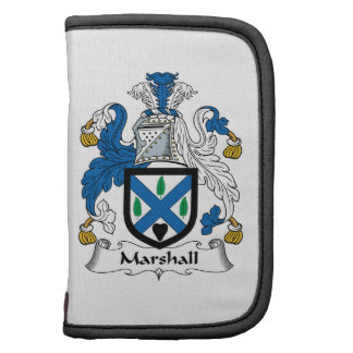 Escudo de la familia de Marshall Planificadores