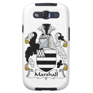 Escudo de la familia de Marshall Samsung Galaxy SIII Funda