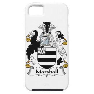 Escudo de la familia de Marshall Funda Para iPhone 5 Tough