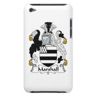 Escudo de la familia de Marshall iPod Touch Cobertura
