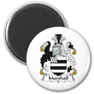 Escudo de la familia de Marshall Imán Redondo 5 Cm