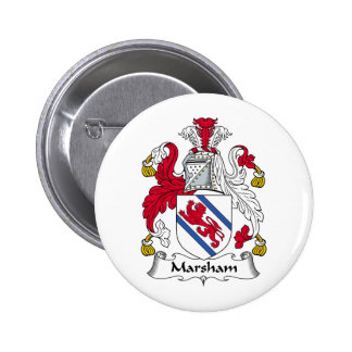Escudo de la familia de Marsham Pin