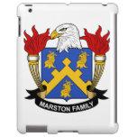 Escudo de la familia de Marston