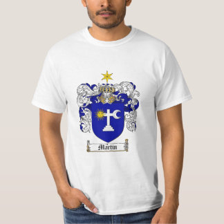 Escudo de la familia de Martin - escudo de armas Camisas