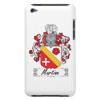 Escudo de la familia de Martine iPod Case-Mate Protector