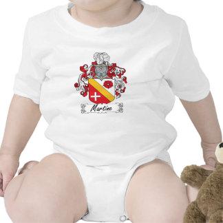 Escudo de la familia de Martine Trajes De Bebé