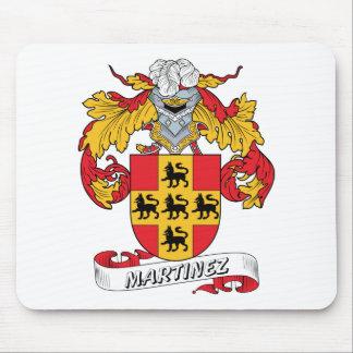 Escudo de la familia de Martínez Tapetes De Raton