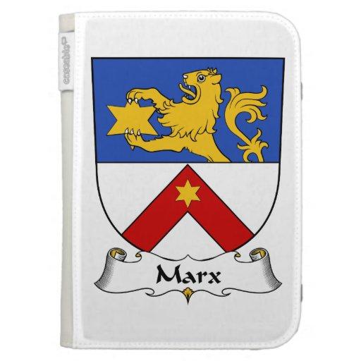 Escudo de la familia de Marx