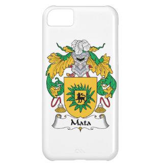 Escudo de la familia de Mata Funda Para iPhone 5C