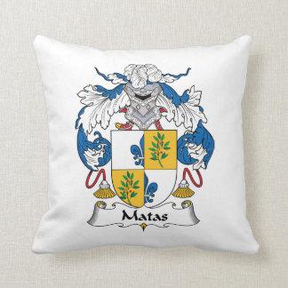 Escudo de la familia de Matas Cojin