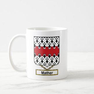 Escudo de la familia de Mather Taza Clásica