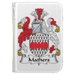 Escudo de la familia de Mathers