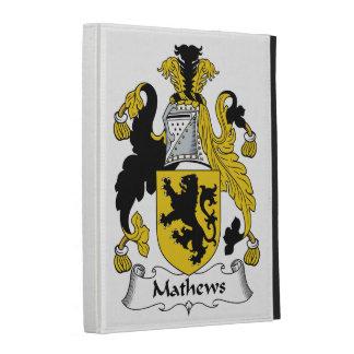 Escudo de la familia de Mathews
