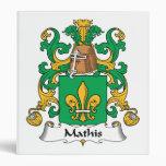 Escudo de la familia de Mathis