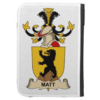 Escudo de la familia de Matt