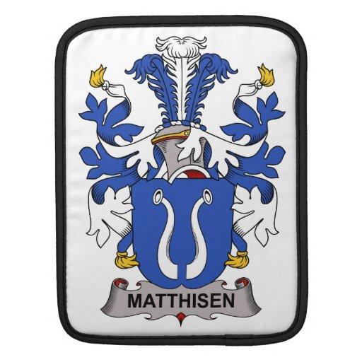 Escudo de la familia de Matthisen Manga De iPad