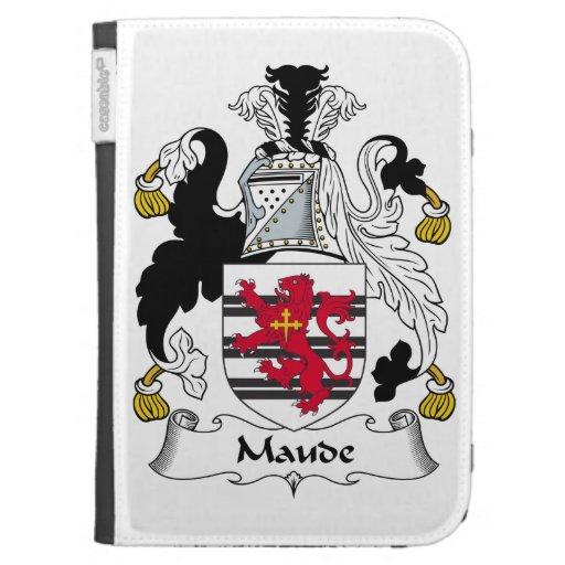 Escudo de la familia de Maude
