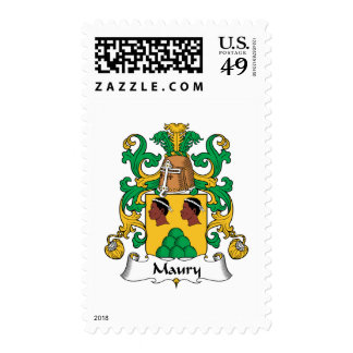 Escudo de la familia de Maury Envio