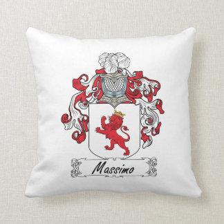 Escudo de la familia de Máximo Cojines