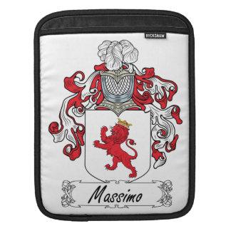 Escudo de la familia de Máximo Funda Para iPads