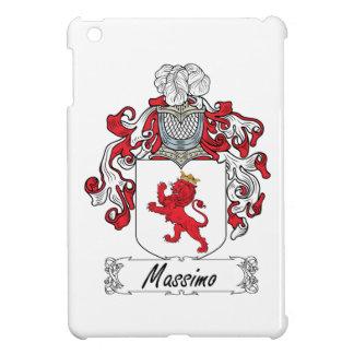 Escudo de la familia de Máximo iPad Mini Fundas