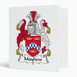 Escudo de la familia de Mayhew