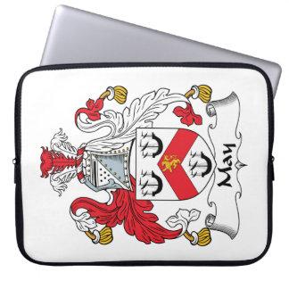 Escudo de la familia de mayo manga computadora