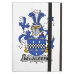 Escudo de la familia de McAleese