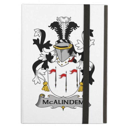 Escudo de la familia de McAlindem