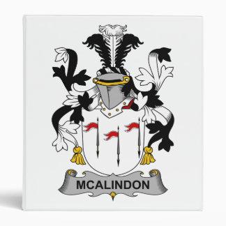 Escudo de la familia de McAlindon