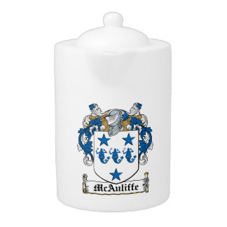 Escudo de la familia de McAuliffe