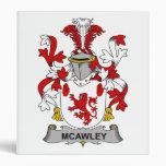 Escudo de la familia de McAwley