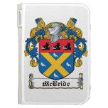 Escudo de la familia de McBride