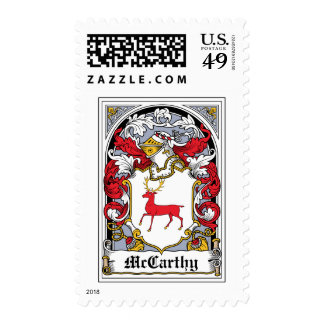 Escudo de la familia de McCarthy Sellos