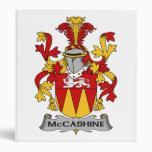 Escudo de la familia de McCashine