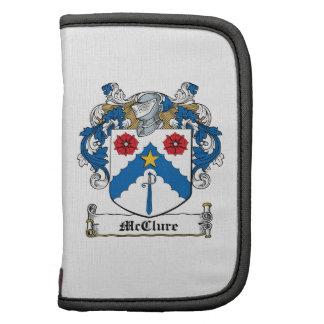 Escudo de la familia de McClure Planificadores