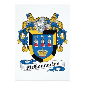 Escudo de la familia de McConnochie