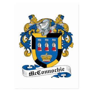 Escudo de la familia de McConnochie Postal