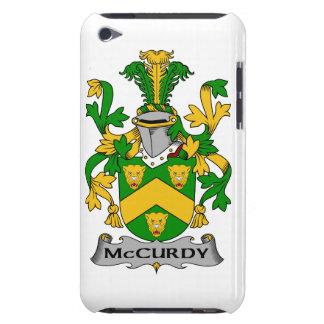 Escudo de la familia de McCurdy Case-Mate iPod Touch Protector
