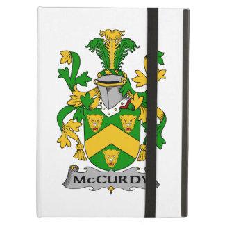 Escudo de la familia de McCurdy