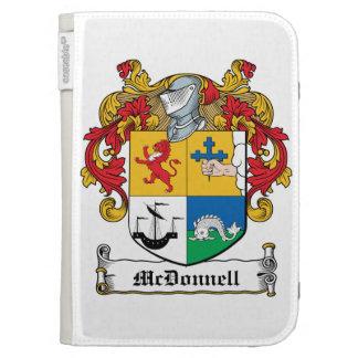 Escudo de la familia de McDonnell