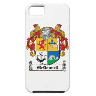 Escudo de la familia de McDonnell iPhone 5 Case-Mate Carcasas
