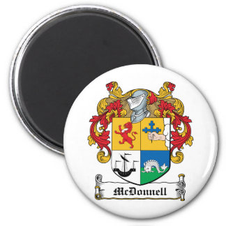 Escudo de la familia de McDonnell Iman De Nevera