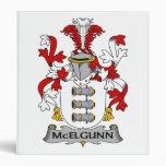 Escudo de la familia de McElgunn