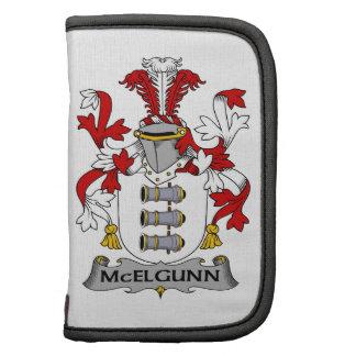 Escudo de la familia de McElgunn Planificador